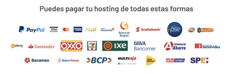 Pagar en Mexico con Neolo